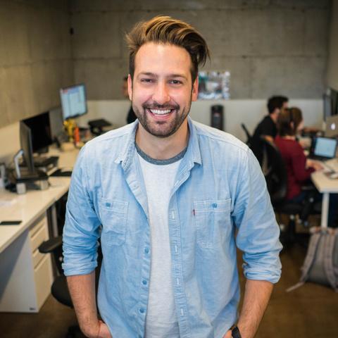 przedsiębiorca właściciel startupu